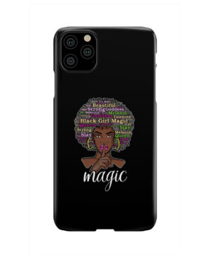 2bunz Melanin Poppin Aba for Newest iPhone 11 Pro Max Case
