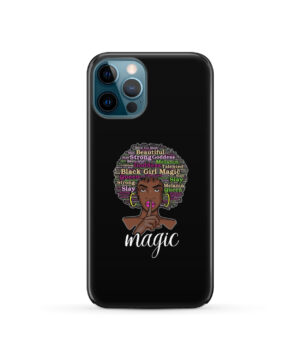 2bunz Melanin Poppin Aba for Newest iPhone 12 Pro Case