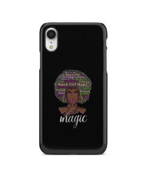 2bunz Melanin Poppin Aba for Nice iPhone XR Case Cover