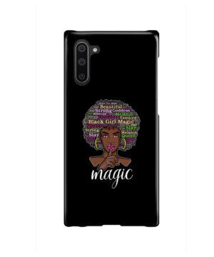 2bunz Melanin Poppin Aba for Premium Samsung Galaxy Note 10 Case