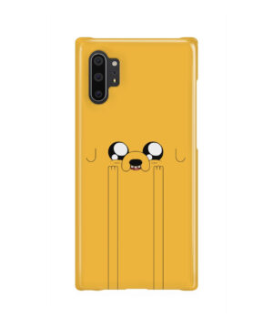 Adventure Time Jake The Dog for Custom Samsung Galaxy Note 10 Plus Case Cover