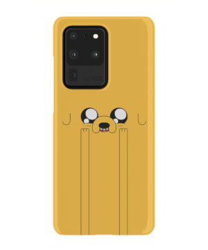Adventure Time Jake The Dog for Custom Samsung Galaxy S20 Ultra Case