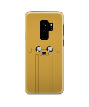 Adventure Time Jake The Dog for Customized Samsung Galaxy S9 Plus Case