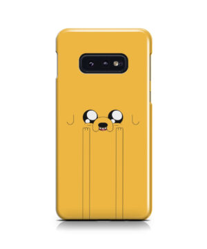 Adventure Time Jake The Dog for Cute Samsung Galaxy S10e Case