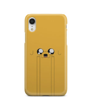Adventure Time Jake The Dog for Premium iPhone XR Case Cover