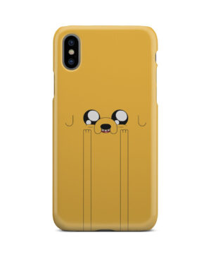 Adventure Time Jake The Dog for Stylish iPhone X / XS Case