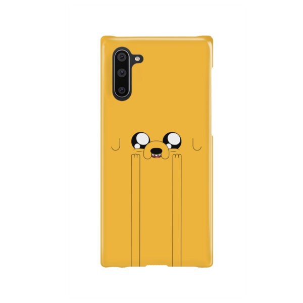 Adventure Time Jake The Dog for Stylish Samsung Galaxy Note 10 Case