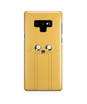 Adventure Time Jake The Dog for Stylish Samsung Galaxy Note 9 Case