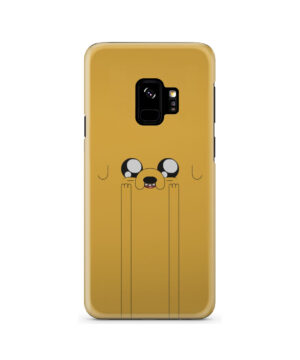 Adventure Time Jake The Dog for Trendy Samsung Galaxy S9 Case