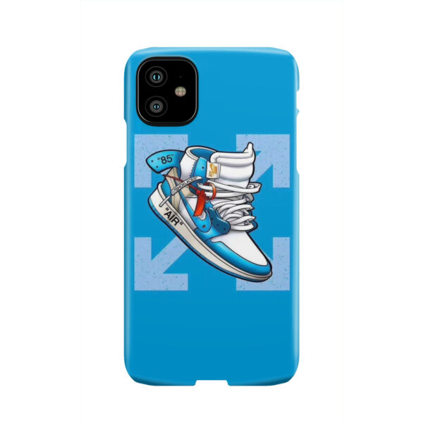 Air Jordan Off White Shoes for Best iPhone 11 Case