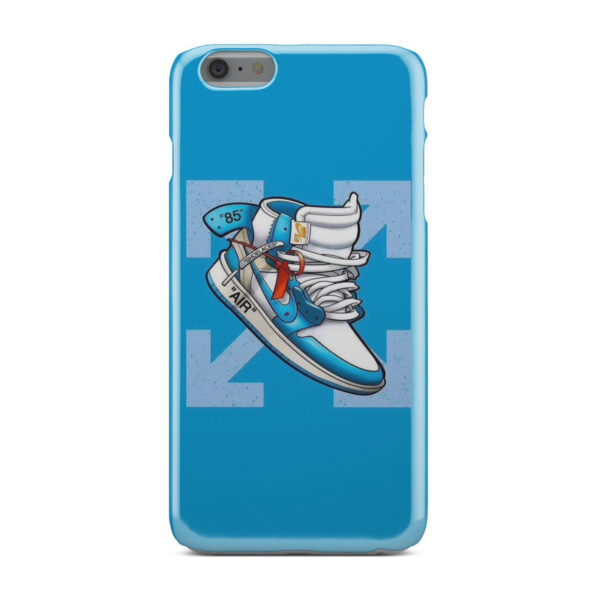Air Jordan Off White Shoes for Best iPhone 6 Plus Case Cover