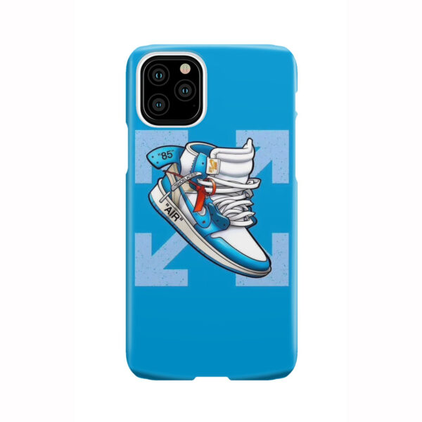 Air Jordan Off White Shoes for Cool iPhone 11 Pro Case Cover