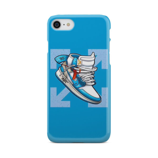 Air Jordan Off White Shoes for Custom iPhone 8 Case Cover