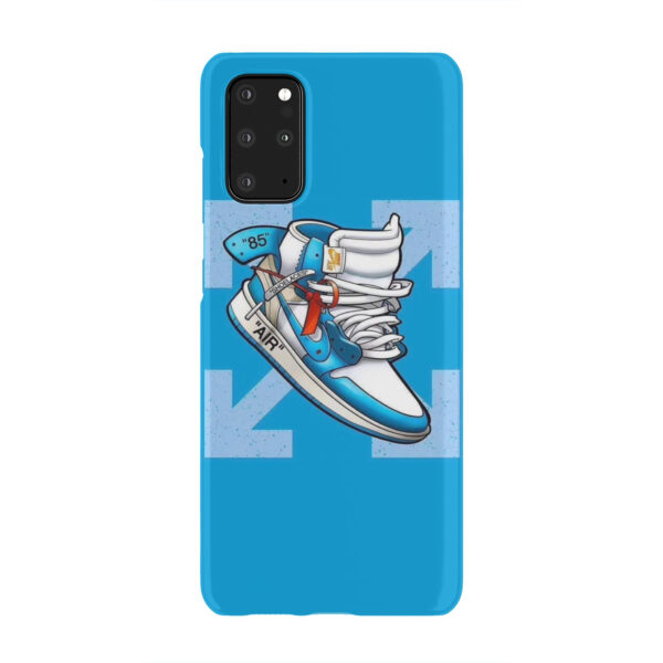 Air Jordan Off White Shoes for Customized Samsung Galaxy S20 Plus Case Cover