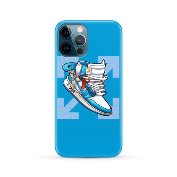 Air Jordan Off White Shoes for Personalised iPhone 12 Pro Max Case
