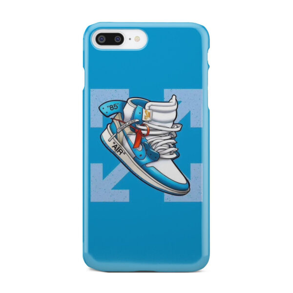 Air Jordan Off White Shoes for Personalised iPhone 7 Plus Case