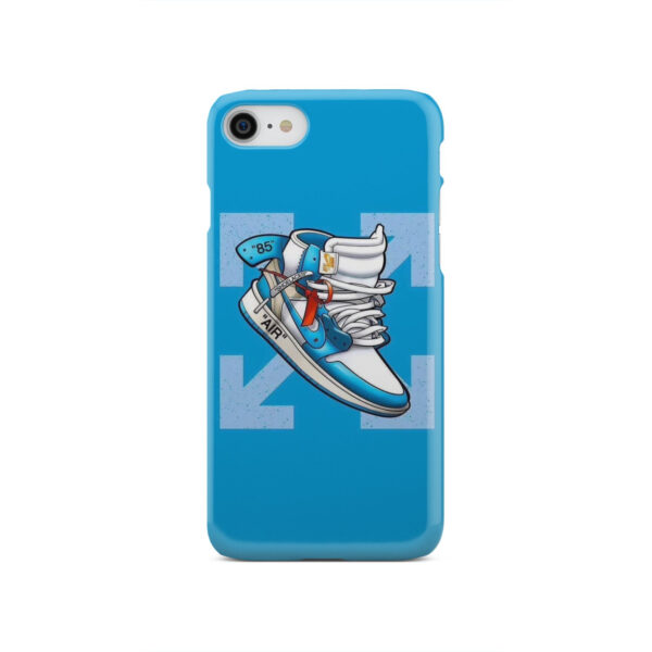 Air Jordan Off White Shoes for Personalised iPhone SE 2020 Case