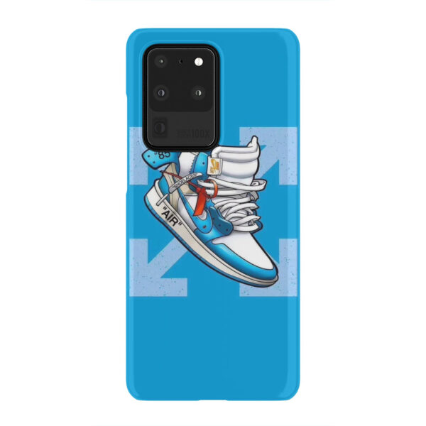 Air Jordan Off White Shoes for Personalised Samsung Galaxy S20 Ultra Case Cover