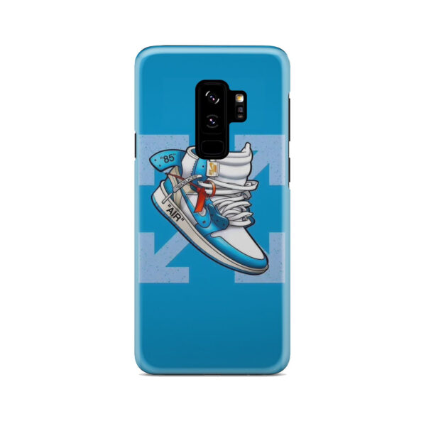 Air Jordan Off White Shoes for Simple Samsung Galaxy S9 Plus Case Cover