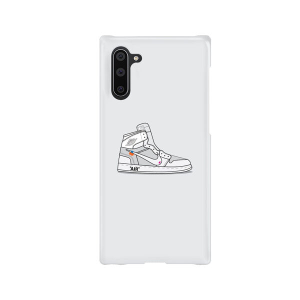 Air Jordan Sneakers for Amazing Samsung Galaxy Note 10 Case Cover