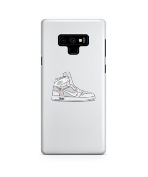 Air Jordan Sneakers for Beautiful Samsung Galaxy Note 9 Case