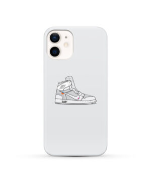 Air Jordan Sneakers for Cute iPhone 12 Case Cover