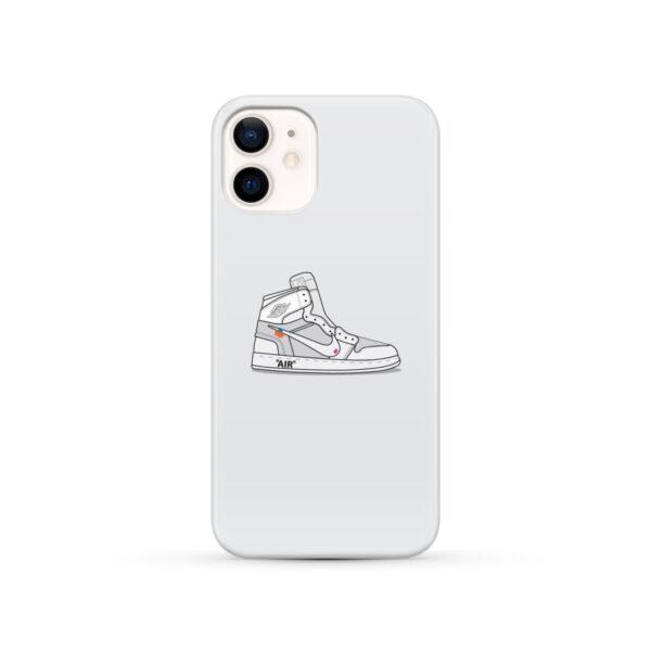 Air Jordan Sneakers for Cute iPhone 12 Case Cover