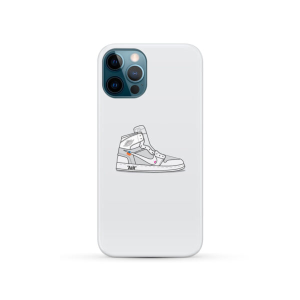 Air Jordan Sneakers for Newest iPhone 12 Pro Case