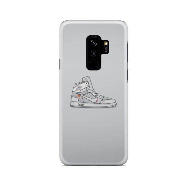 Air Jordan Sneakers for Newest Samsung Galaxy S9 Plus Case Cover