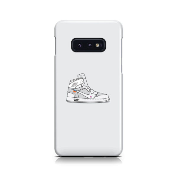 Air Jordan Sneakers for Premium Samsung Galaxy S10e Case
