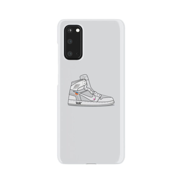 Air Jordan Sneakers for Simple Samsung Galaxy S20 Case Cover