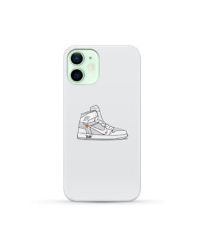 Air Jordan Sneakers for Stylish iPhone 12 Mini Case