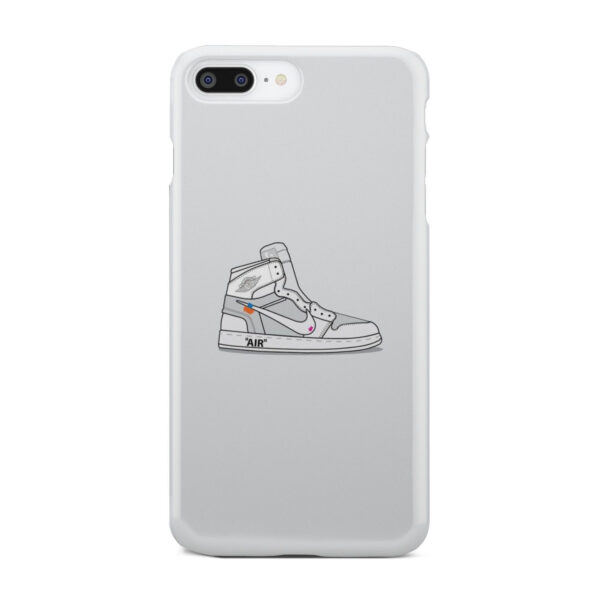 Air Jordan Sneakers for Trendy iPhone 7 Plus Case Cover