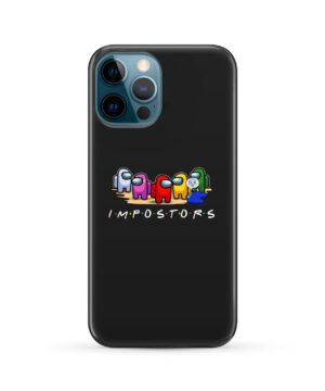 Among Us Impostor for Beautiful iPhone 12 Pro Max Case Cover