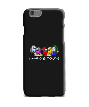 Among Us Impostor for Cool iPhone 6 Plus Case Cover