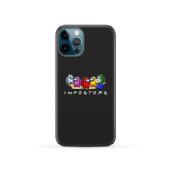 Among Us Impostor for Newest iPhone 12 Pro Case Cover