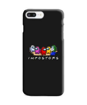 Among Us Impostor for Newest iPhone 8 Plus Case Cover