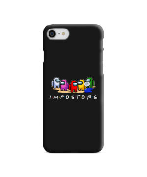 Among Us Impostor for Simple iPhone 8 Case Cover