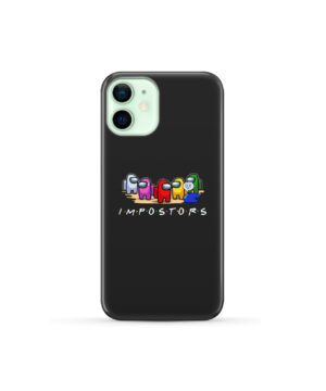 Among Us Impostor for Unique iPhone 12 Mini Case