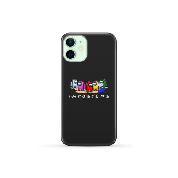 Among Us Impostor for Unique iPhone 12 Mini Case