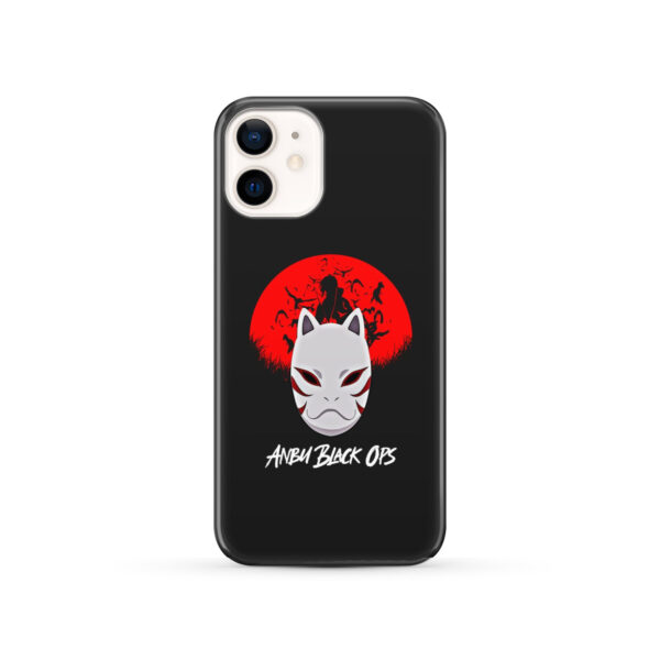 Anbu Black Ops Naruto for Amazing iPhone 12 Case Cover