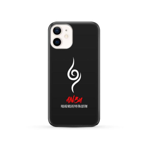 Anbu Symbol Naruto Shinobi for Newest iPhone 12 Case Cover