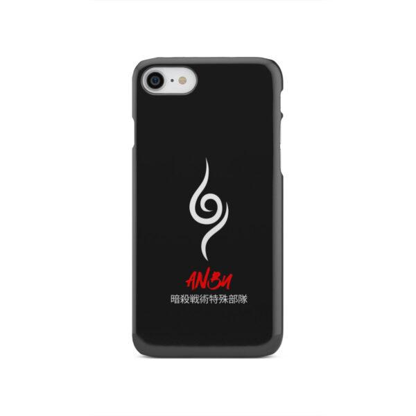Anbu Symbol Naruto Shinobi for Newest iPhone SE 2020 Case Cover