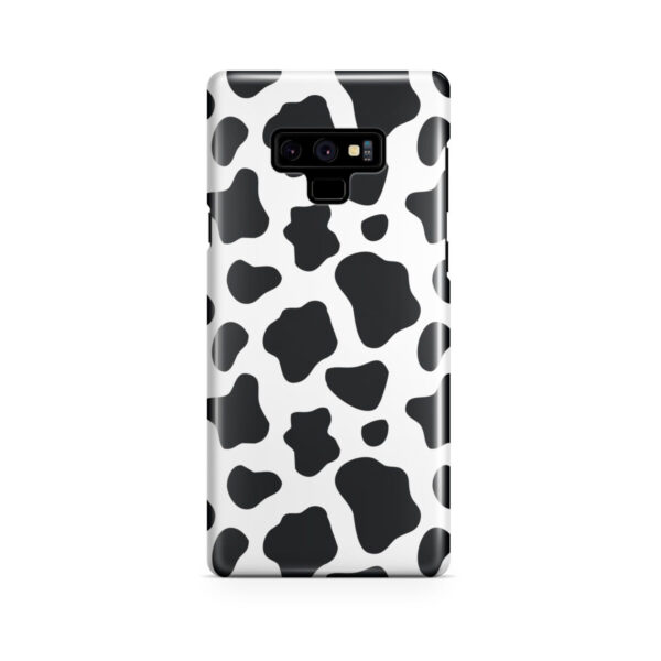 Animal Cow Print for Beautiful Samsung Galaxy Note 9 Case Cover