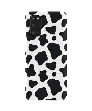 Animal Cow Print for Best Samsung Galaxy S20 Case Cover
