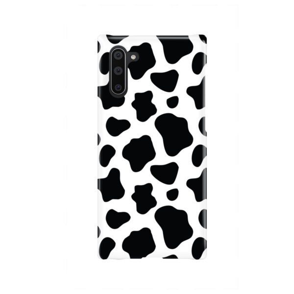 Animal Cow Print for Newest Samsung Galaxy Note 10 Case Cover