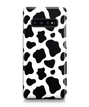 Animal Cow Print for Newest Samsung Galaxy S10 Case Cover