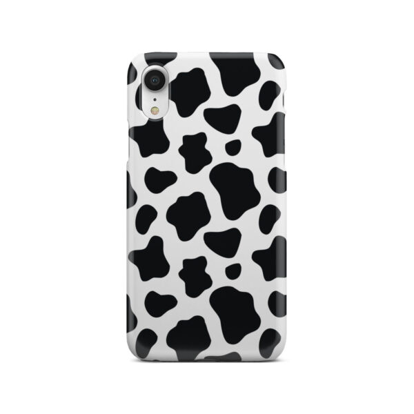 Animal Cow Print for Nice iPhone XR Case