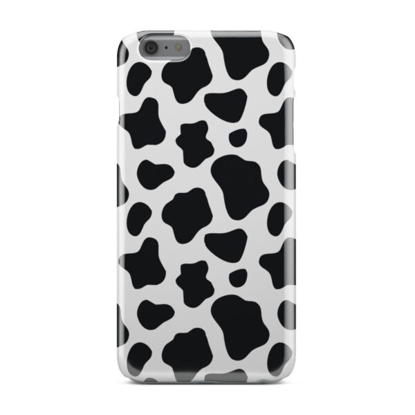 Animal Cow Print for Personalised iPhone 6 Plus Case