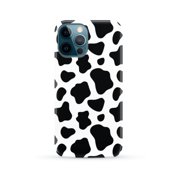 Animal Cow Print for Stylish iPhone 12 Pro Max Case Cover